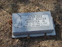 James Walter Banister