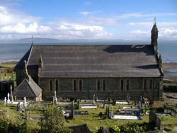 Saint Columba's Churchyard, Drung