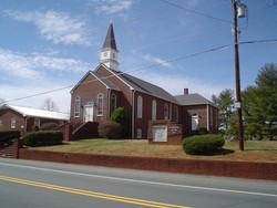 Delta United Methodist Church Cemetery