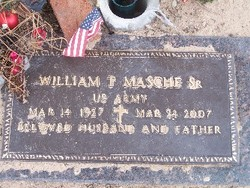 William T Masche, Sr.