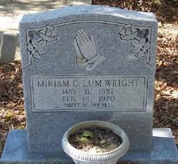 Miriam C <I>Formy-Duval</I> Wright