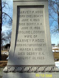 Harvey Perley Hood