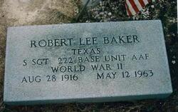 Robert Lee Baker