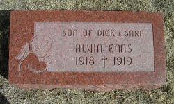 Alvin Enns
