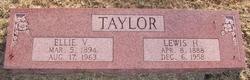 Lewis Harrison Taylor