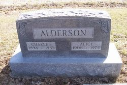 Charles William Alderson