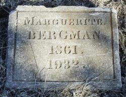 Marguerite Bergman