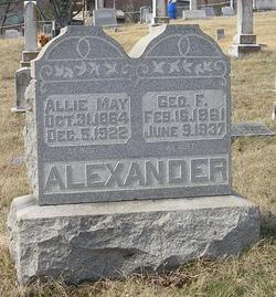 Allie May Alexander