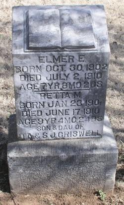 Elmer E. Criswell