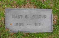 Mary West <I>Brinkley</I> Nelson