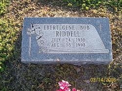 Ebert Gene Riddell