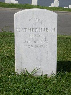 Catherine Huldah Elliott