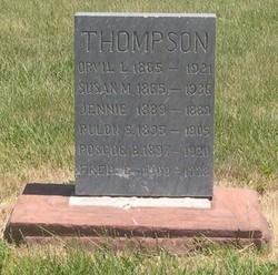 Susan <I>Monroe</I> Thompson