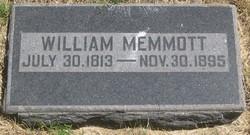 William Memmott