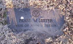 Pearl Margaret <I>Williams</I> Jester