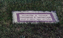 Thomas Edwin Morgan