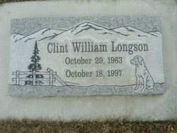 Clint William Longson