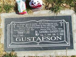 """Sandra Lee """"Sandy"""" Gustafson"""