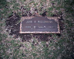 John Harold Mullendore