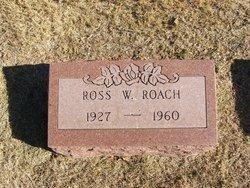 Ross W Roach