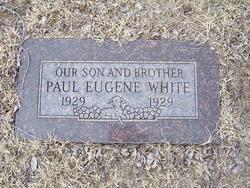 Paul Eugene White
