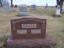 Nina E. <I>Baker</I> Green