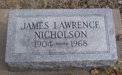 James Lawrence Nicholson