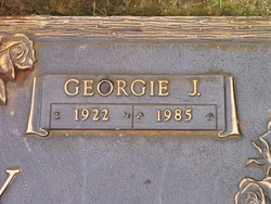 Georgie Joan <I>Livengood</I> Zasky