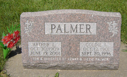 Goldie Irene Palmer