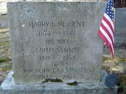 Edith <I>Sammis</I> Vincent