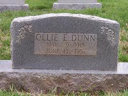 Ollie Dunn