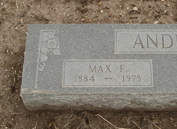 Max F. Andreas