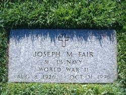 Joseph Marvin Fair