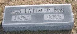 "Rufus Monroe ""Rufe"" Latimer"