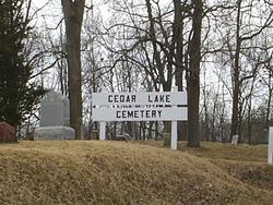 Cedar Lake Cemetery
