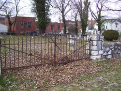 German Lutheran Reformed Cemetery