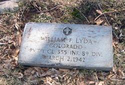 William Franklin Lyda