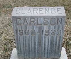 Clarence Roland Carlson