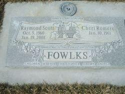 Raymond Scott Fowlks