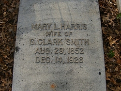 Mary L. <I>Harris</I> Smith