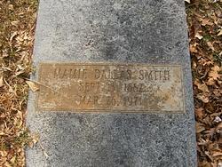 Mamie Dallas Smith