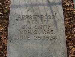 Bessie Ross Smith