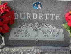 Orin Foster Burdette, Sr