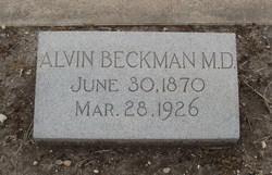 Dr Alvin Beckman