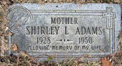 Shirley L. <I>Pratt</I> Adams