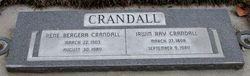 "Irwin Ray ""Cy"" Crandall"