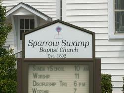 Sparrow Swamp Cemetery