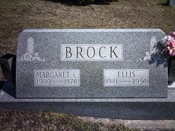 """Margaret M """"Maggie"""" <I>Cooper</I> Brock"""