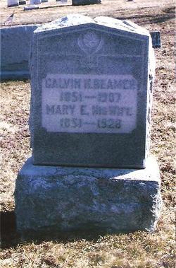 """Calvin Hartman """"Cal"""" Beamer"""