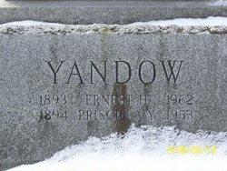 Ernest H Yandow